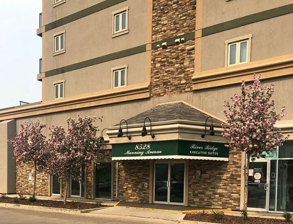 River Ridge Executive Suites – 8528 Manning Ave